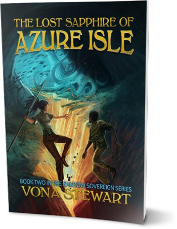 The Lost Sapphire of Azule Isle