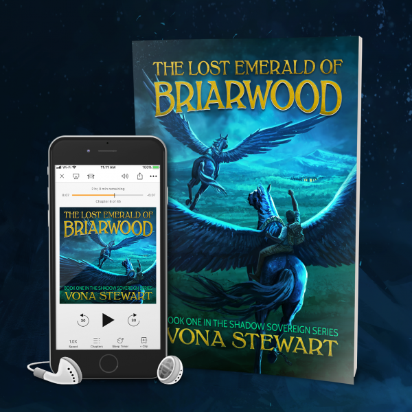 The Lost Emerald of Briarwood Audiobook